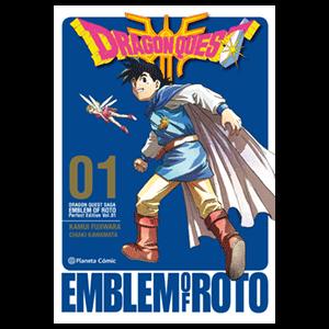 Dragon Quest: Emblem of Roto nº 01