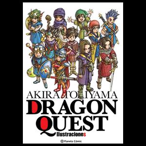 Dragon Quest Akira Toriyama Ilustraciones