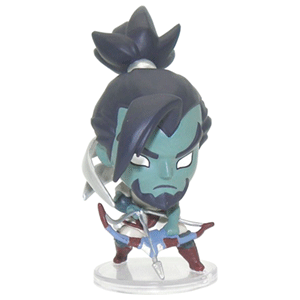Figura Cute but Deadly: Halloween Demon Hanzo