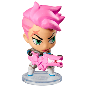 Figura Cute but Deadly: Holiday Frosted Zarya