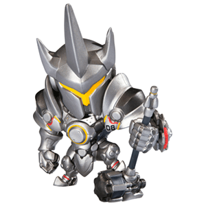 Figura Cute but Deadly Medium: Reinhardt