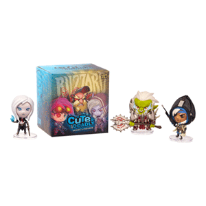 Figura Cute but Deadly Blizzard Serie 4