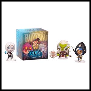 Figura Cute but Deadly Blizzard Serie 4