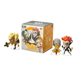 Figura Cute but Deadly Blizzard Serie 5