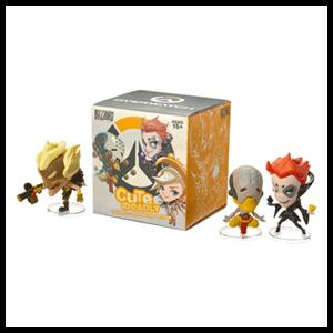 Figura Cute but Deadly Blizzard Serie 5