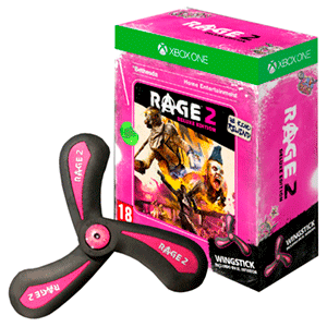 Rage 2 Deluxe Wingstick Edition