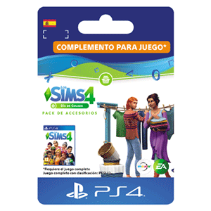 The Sims 4: Día de Colada PS4