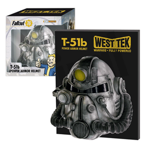 T-51b Power Armor Helmet Fallout