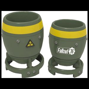 Taza Fallout Bomba