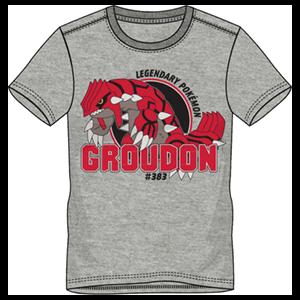 Camiseta Groudon Talla S