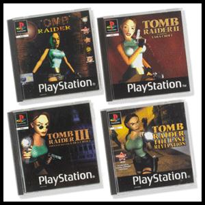 Posavasos Tomb Raider