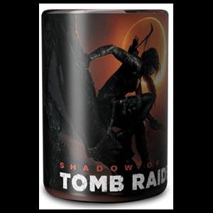 Vela de Cristal Tomb Raider