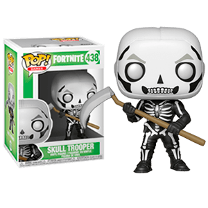 Figura Pop Fortnite: Skull Trooper