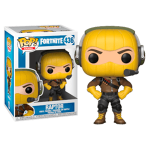 Figura Pop Fortnite: Raptor