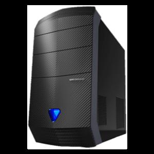 MEDION S91 - i7-7700 - GTX 1050 2GB - 8GB - 1TB HDD + 128GB HDD - W10