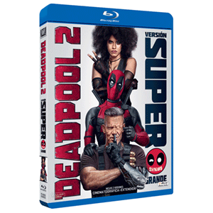 Deadpool 2 Versión Super Grande