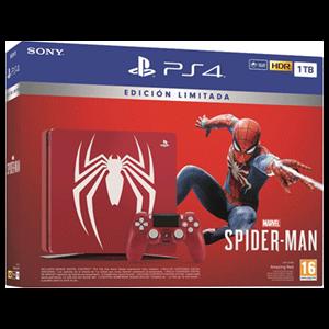 Playstation 4 Slim 1TB Edición Spider-Man + Marvel's Spider-Man