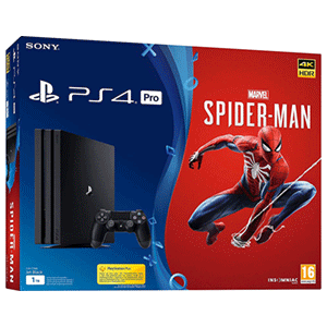 Playstation 4 Pro 1tb Marvel S Spider Man Playstation 4 Game Es