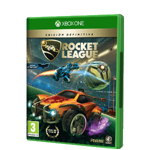 Rocket League Definitive Edition