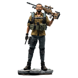 Figura The Division 2 Brian Johnson Agent