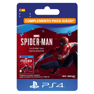 Marvel S Spider Man Playstation 4 Game Es