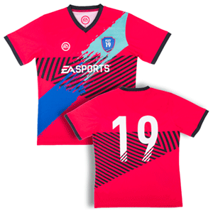 Camiseta Oficial FIFA 19 Visitante Talla L