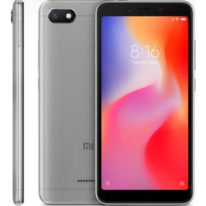 "Xiaomi Redmi 6A 5,45"" 2GB+16GB 13Mpx Gris"