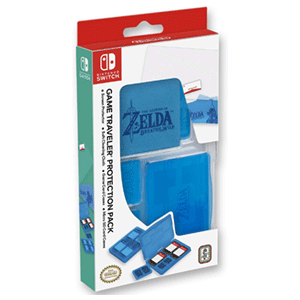 Game Traveller Protection Pack Zelda -Licencia oficial-