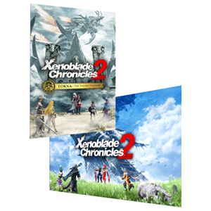 Xenoblade Chronicles 2 Torna The Golden Country - Póster