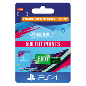 Fifa 19 500 Points PS4