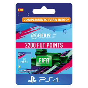Fifa 19 2200 Points PS4