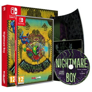 Nightmare Boy: Special Edition