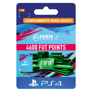 Fifa 19 4600 Points PS4