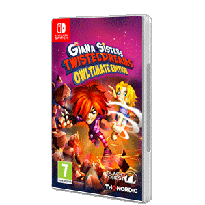 Giana Sisters Twisted Dreams - Ultimate Edition