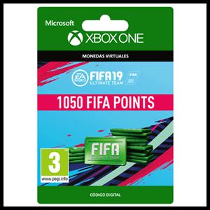 Fifa 19 1050 Points XONE