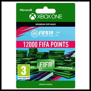Fifa 19 12000 Points XONE