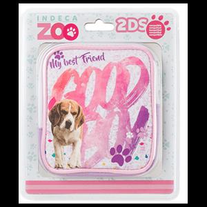 Bolsa 2DS Indeca Zoo OI2018
