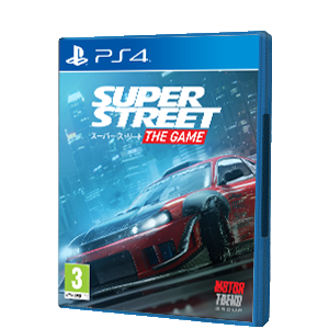 Super Street The Game
