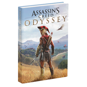 Guía Oficial Assassin's Creed Odyssey