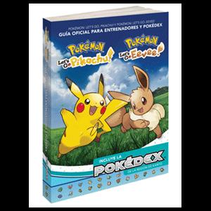 Guia Oficial Pokemon Let`s Go Pikachu