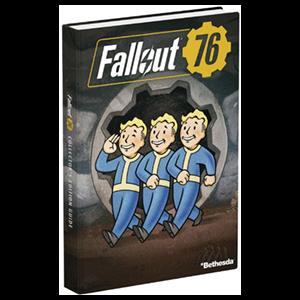 Guia Oficial Fallout 76 Edición Platinum