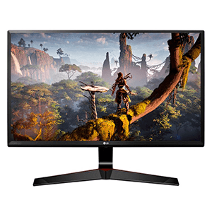 "LG 24MP59G-P 24"" IPS FHD 75Hz Freesync - Monitor Gaming"