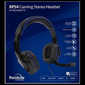 Auriculares Estéreo Rainbow RPS4