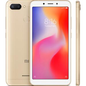 """Xiaomi Redmi 6 5,45"""" 3GB+32GB 12Mpx Dorado"""