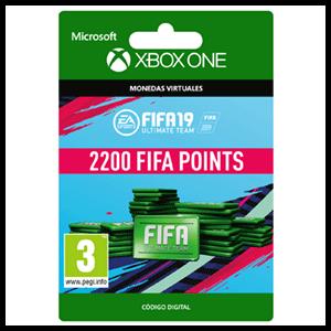 Fifa 19 2200 Points XONE
