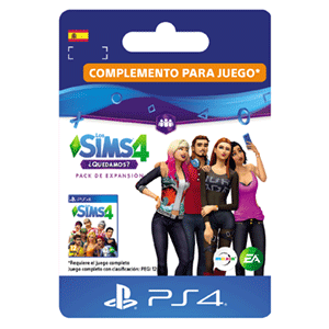 The Sims 4: ¿Quedamos? PS4
