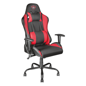 Trust 707R Resto Gaming Chair Roja Tela