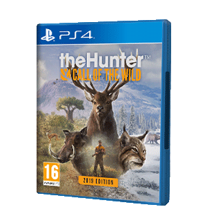 The Hunter Call Of The Wild 2019 Edition Playstation 4 Game Es