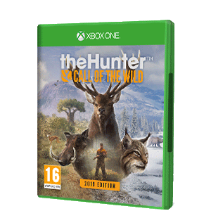 The Hunter Call Of The Wild 2019 Edition Xbox One Game Es
