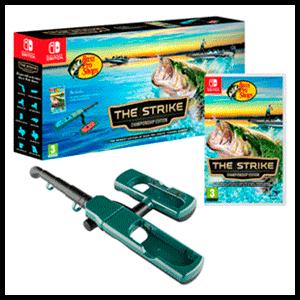 Bass Pro Shop The Strike Championship Edition + Caña de Pescar